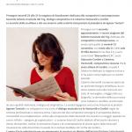 """Presentazione del concerto """"Giancarlo e C.V."""" (23-11-18), tenuto da Agnese Toniutti a Villa Aurora di Fagagna. Musiche: Giancarlo Cardini, Caterina Venturelli"""