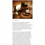 Annuncio del concerto tenuto il 23-11-18 da Agnese Toniutti al Salotto musicale FVG. Musiche mie e di Giancarlo Cardini.